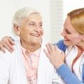 Azienda dedita alla gestione di casa di cura e di riposo per anziani